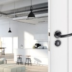 Internal Door Handles to Complement Your Home