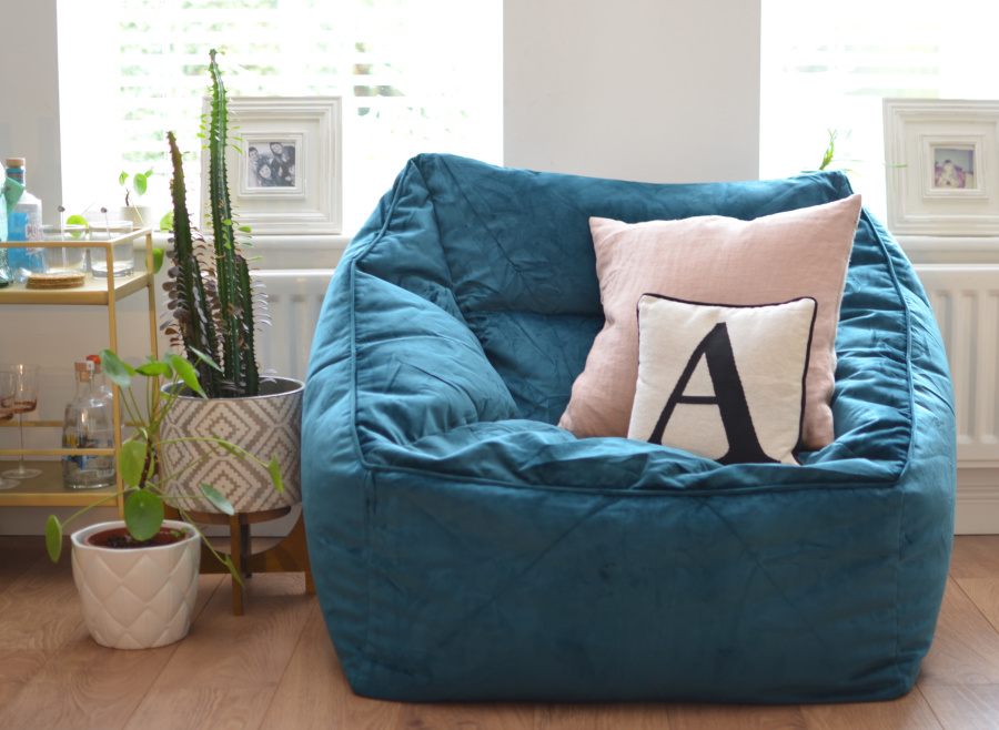 Stupendous Finishing Touches Who Loves A Bean Bag Ad Gift The Machost Co Dining Chair Design Ideas Machostcouk