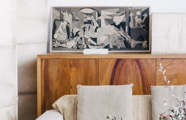 How Landscape Paintings Can Help To Make Your Room Homely?