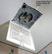 How To Repair The Bathroom Exhaust Fan The Ancaster