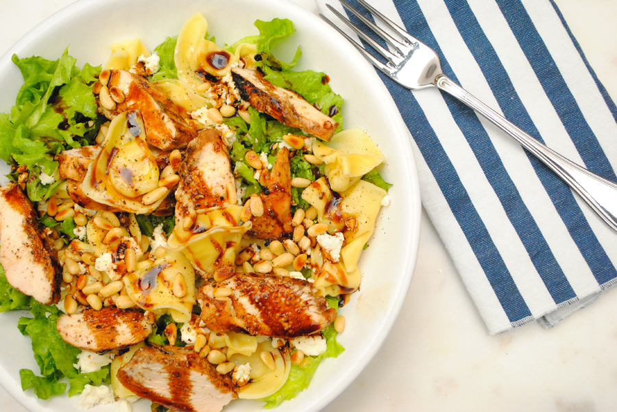 Chicken Tortellini Salad