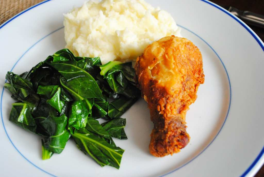 Collards as a Side Dish