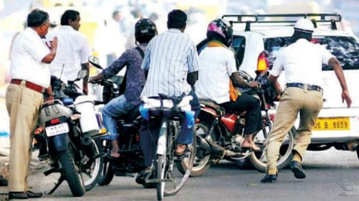 don't harass public: Home minister Araga Jnanendra to Bengaluru traffic police