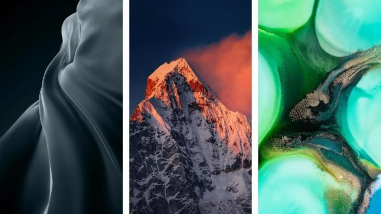 Download Mi 11 Stock Wallpapers In FHD+ [Official] - The Android Rush