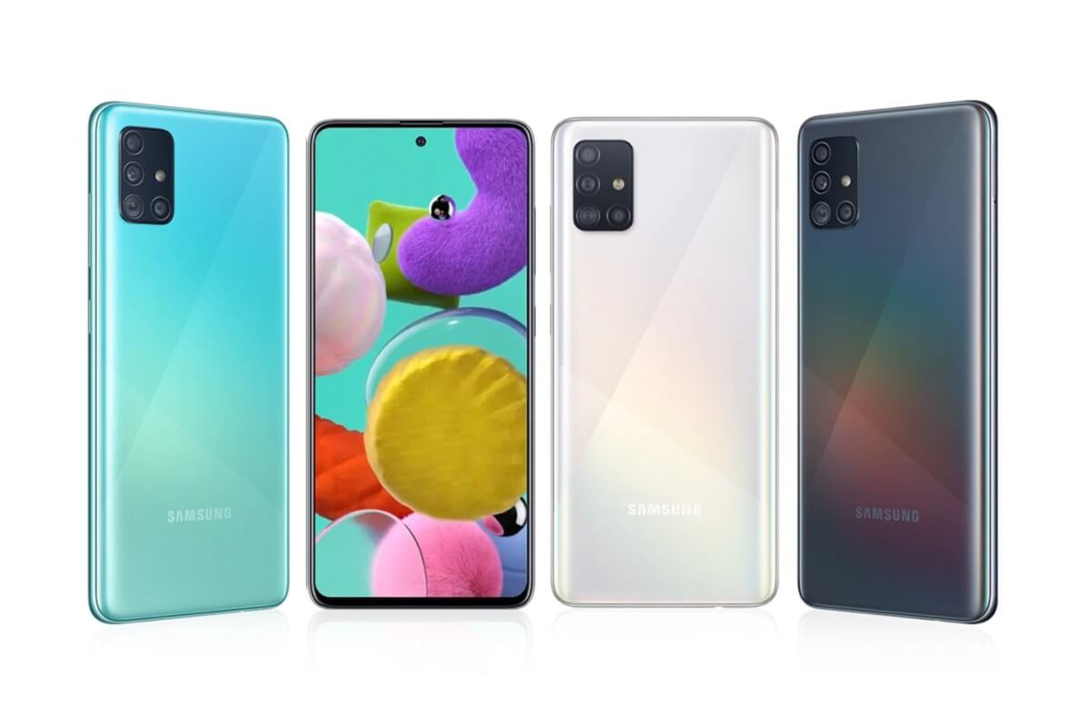 Samsung Galaxy A51 Starts Getting January 2021 Update Released - TheAndroidRush.Com