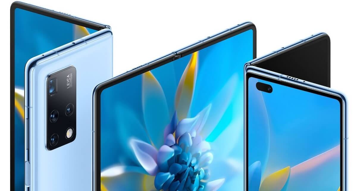 Download Huawei Mate X2 Stock Wallpapers [2K Resolution] - The Android Rush
