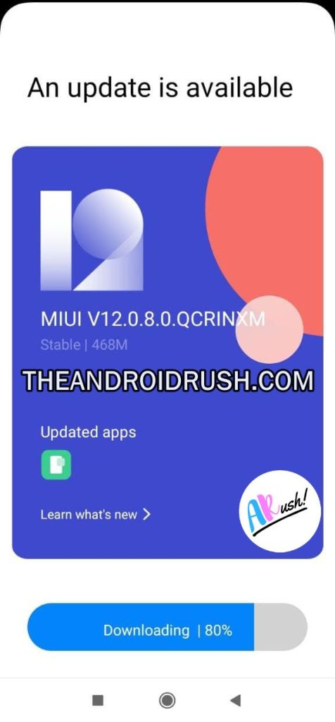 Poco C3 March 2021 Security Update Screenshot - The Android Rush