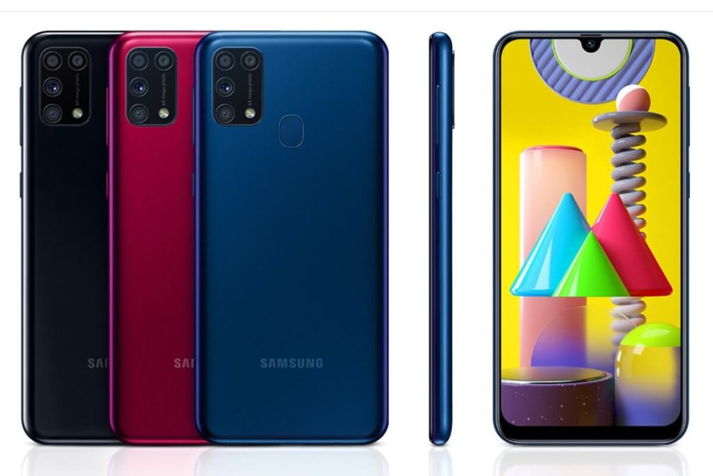 Samsung Galaxy M31 March 2021 Security Update Released With One UI 3.1 Firmware - The Android Rush