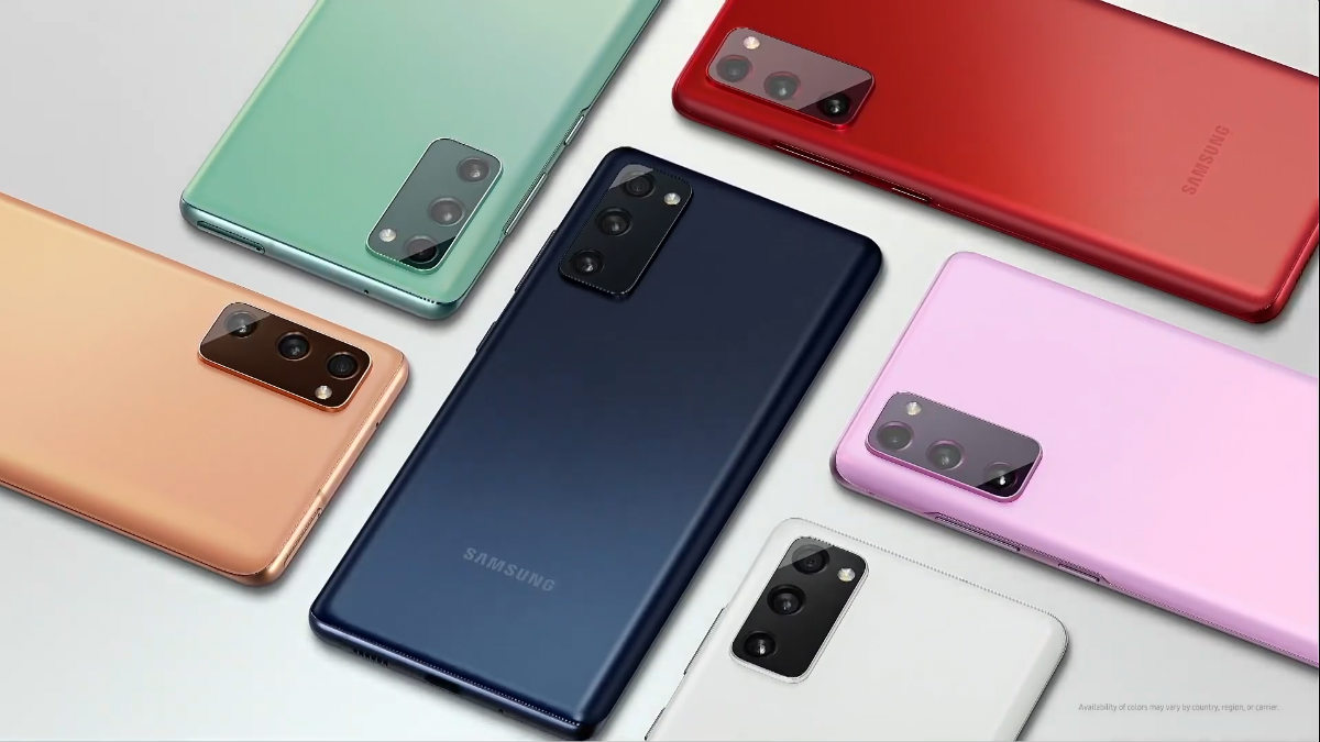 Galaxy S20 FE May 2021 Security Update Released - The Android Rush