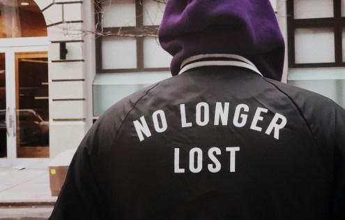 No Longer Lost