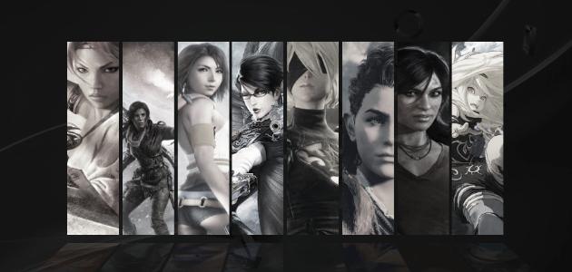Les femmes dans les jeux vidéo !