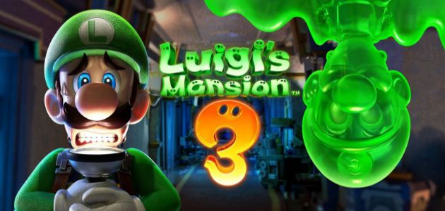 Test : Luigi's Mansion 3