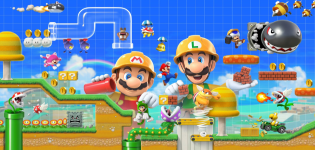 Test : Super Mario Maker 2
