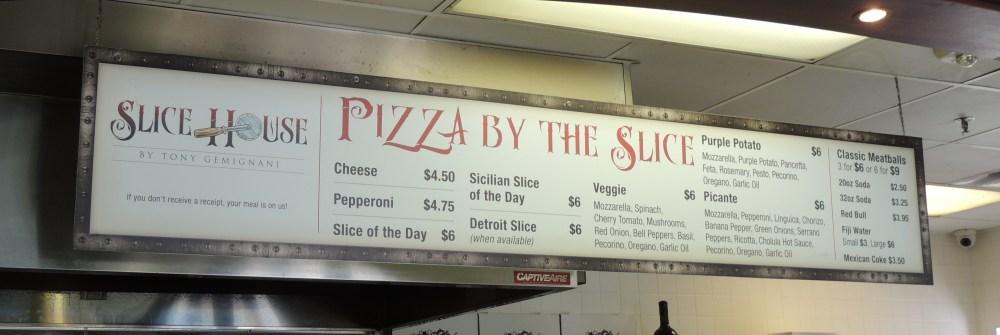 slice house at pizza rrock