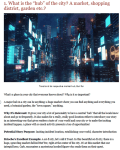 Post Sneak Peak: Questions to Ask When Creating a Fictional City