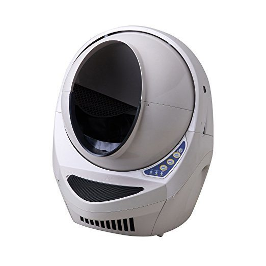 Best self-cleaning litter box for multiple cats