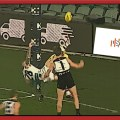 Tim Membrey of St Kilda kicks Goal of the Week during his team's match against Port Adelaide at the Adelaide Oval during Round 8 of the 2020 AFL Season.
