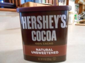 HERSHEY'S COCOA