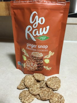 GO RAW GINGER SNAP