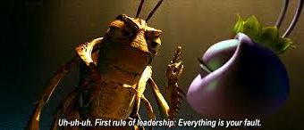 A Bug's Life:  It Is About Totalitarian Control