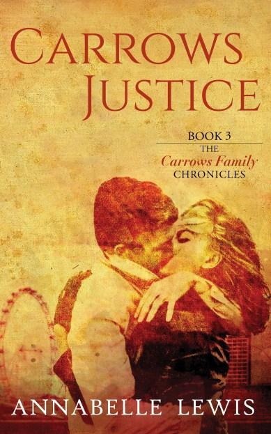 Carrows Justice ebook cover
