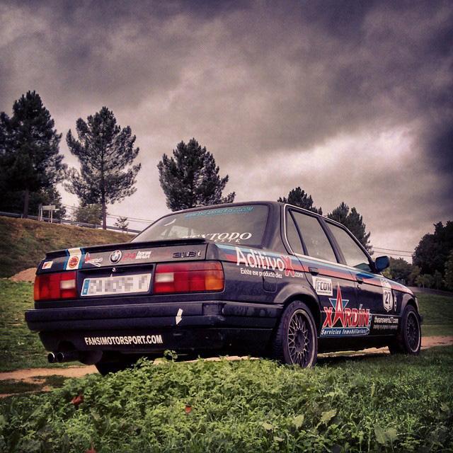 BMW E30 318i