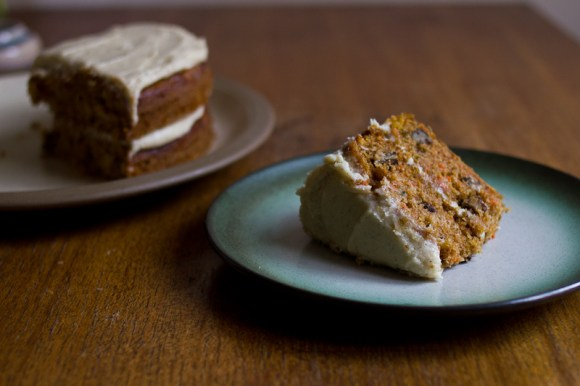 Carrot Cake | The Answer is Always Pork