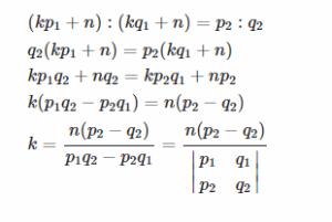 Important Formulas - Age