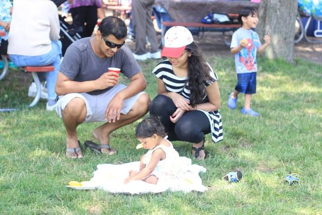 St. Charles Family Picnic 2014