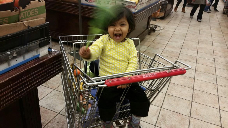 Grocery Shopping Ritual