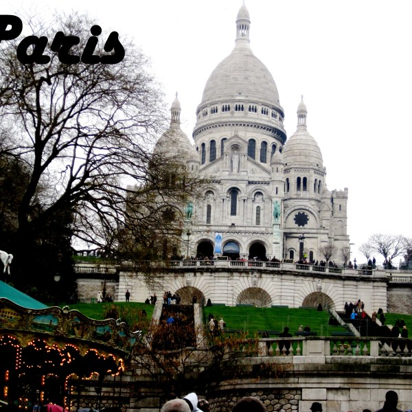 Paris 2011 Postcard