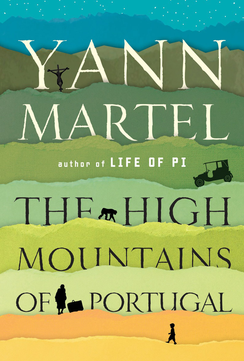 The High Mountains of Portugal by Yann Martel.