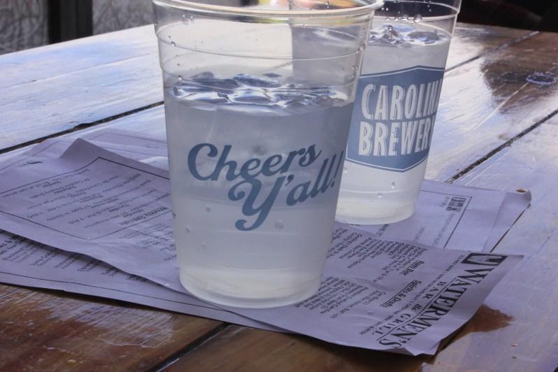 Watermen's Bar & Grill. Nags Head Beach, Outer Banks NC