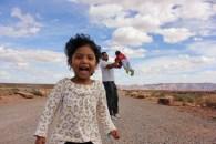 Utah, Goosenecks State Park, Arjun, Asha, Devang, Travel