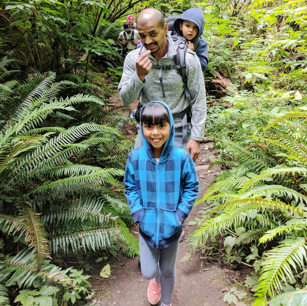 A Family Vacation to Portland, Oregon