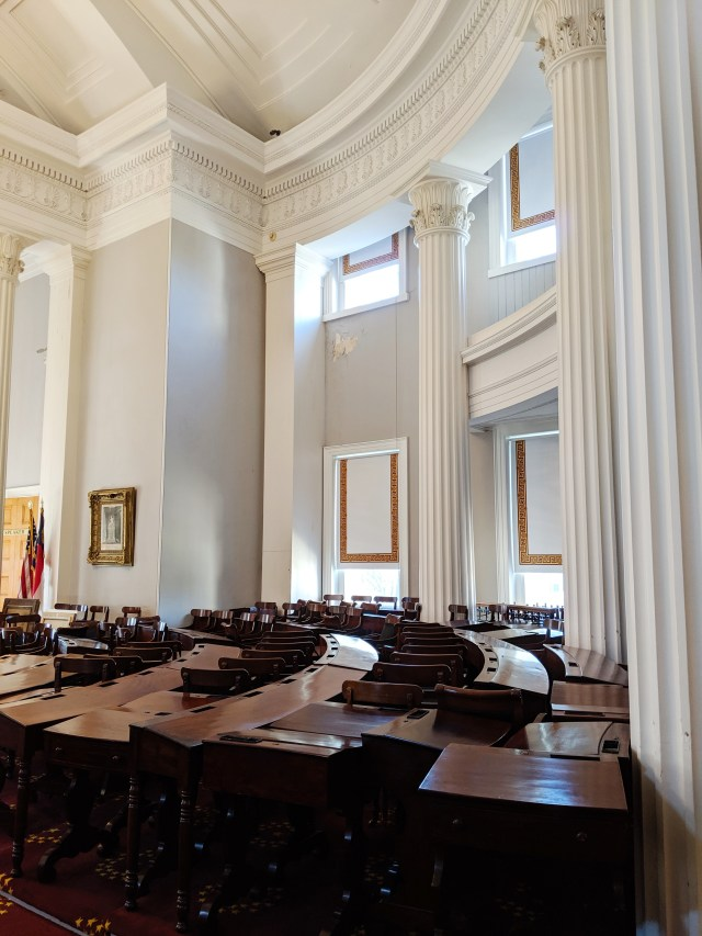 NC State Capitol Building Raleigh