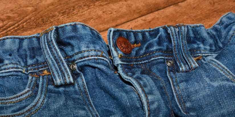 blue jeans pants clothing