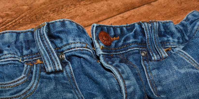 blue jeans pants clothing