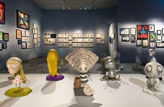 Un peu d'Art #1 :Exposition Tim Burton (4/6)