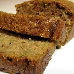 Zucchini bread recipe
