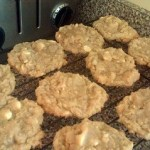 Foodie Friday (on a Sunday): White Chocolate Macadamia Nut Cookies