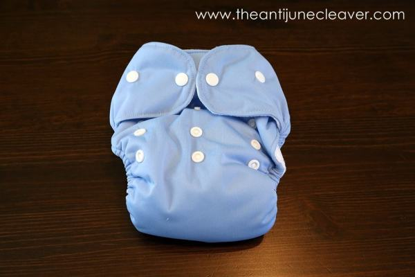 Thirsties AIO review #clothdiapers
