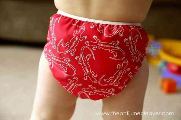 Imse Vimse swim diaper review #clothdiapers