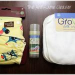 GroVia Kiwi Pie, Magic Stick & Cloth Wipes Review