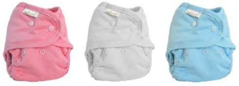 Buttons cloth diaper