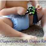 ShopDiaper Brand Cloth Diaper Review