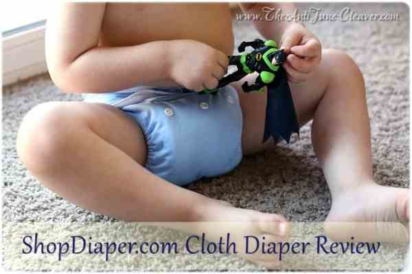 ShopDiaper.com cloth diaper #review