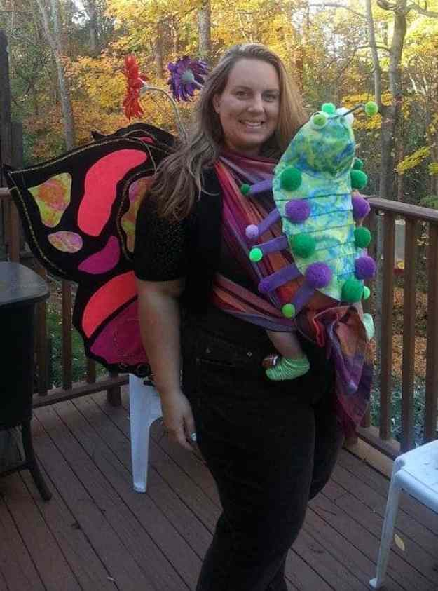 21 Babywearing Halloween Costumes The Anti June Cleaver