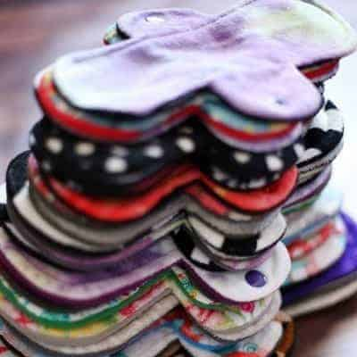 Mama Cloth - how many cloth pads do you need?