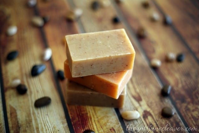 The Simple Soap organic handmade soap review